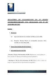 19ª Sessão Extraordinária 01/02/2013 - AMB