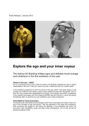 Explore the ego and your inner voyeur