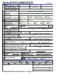 Social Security Card Application - Page 5