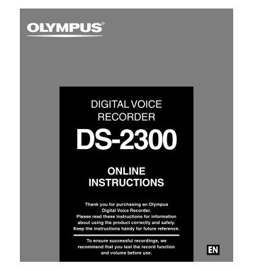 DS 2300 Manual (PDF) - Assistive Technology BC