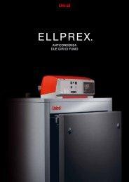 ELLPREX S - Certificazione energetica edifici