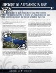 Visitor Guide 2011 the of the thousand islands - Alexandria Bay ... - Page 4