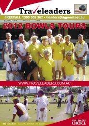 A3 Traveleaders brochure 2012.indd - Traveleaders.com.au