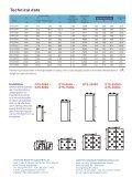 GTS-G range brochure - Gaston Battery Industrial Ltd. - Page 2