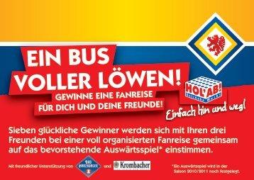 Teilnahmekarte - Hol ab!