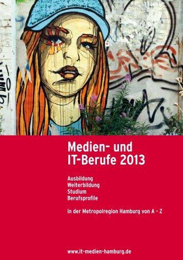 Medien- und IT-Berufe 2013 - ESF für Jugendliche