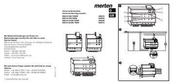 ½Caution - Merten