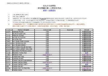 公開章別考試20&27Aug銅章result (for web)