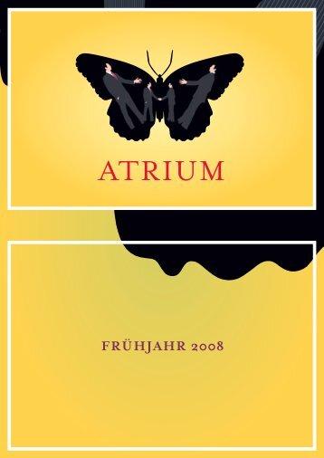 Gebrauchte Welt - Atrium Verlag