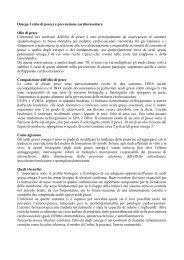 olio di pesce - Erboristeria Arcobaleno
