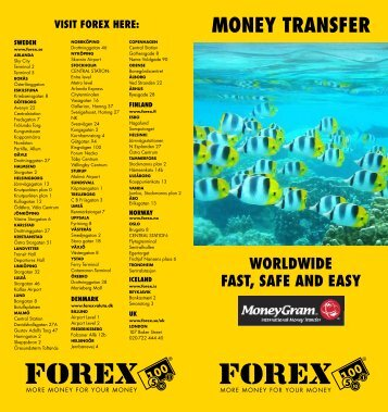 Forex money transfer