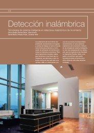 Detección inalámbrica - RS Online