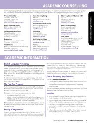 aFFiLiaTED uniVERsiTY COLLEGEs - Academic Calendar ...
