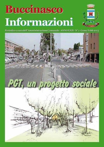 gennaio-febbraio 2013 - Comune di Buccinasco