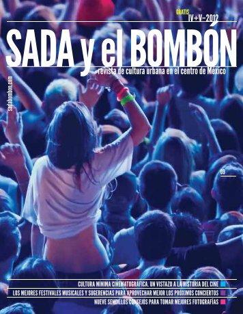 IV+V–2012 revista de cultura urbana en el ... - Sada y el bombón