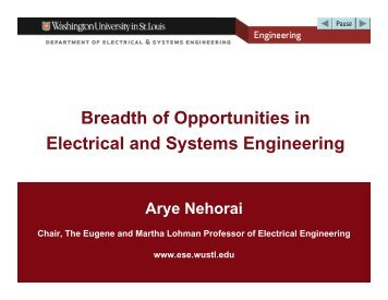ESESignage2 - Department of Electrical and Systems Engineering ...