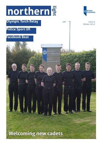 Issue 5 - Police Scotland