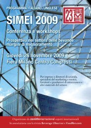 Conferenza e workshops Giovedì 26 novembre ... - Cape Decision