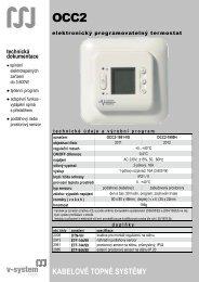 OCC2 - V-System elektro