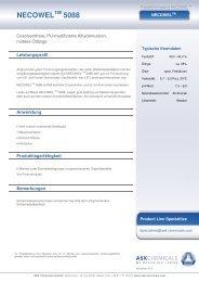 Necowel 5088 de.pdf - ASK Chemicals