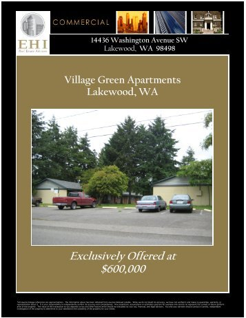 Village Green Apartments 4 pages.pub