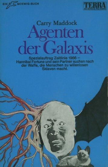 TTB 153 - Maddock, Larry - Agenten der Galaxis