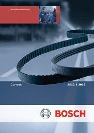 Correas 2012 I 2013 - Bosch Argentina