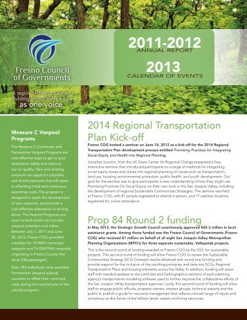 Download the pdf copy of our 2011-2012 Annual Report - Council of ...