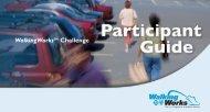 WalkingWorks guide (PDF) - Blue Cross and Blue Shield of Minnesota