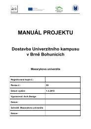 manuál projektu_verze 4_2010-03-01.pdf - E-ZAK MUNI ...