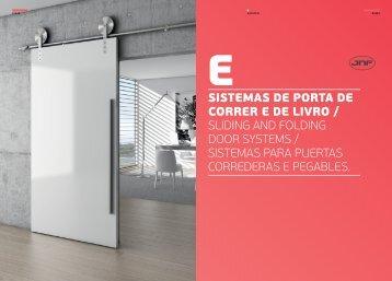 sistemas de portas de correr - Mabalgarve