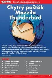 Chytrý pošťák Mozzila Thunderbird