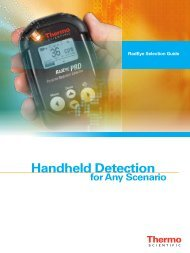 Handheld Detection