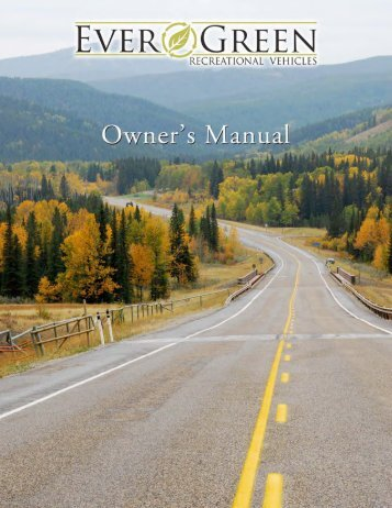 EverGreen Owner's Manual in English - EverGreen Recreational ...