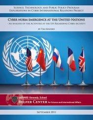maurer-cyber-norm-dp-2011-11