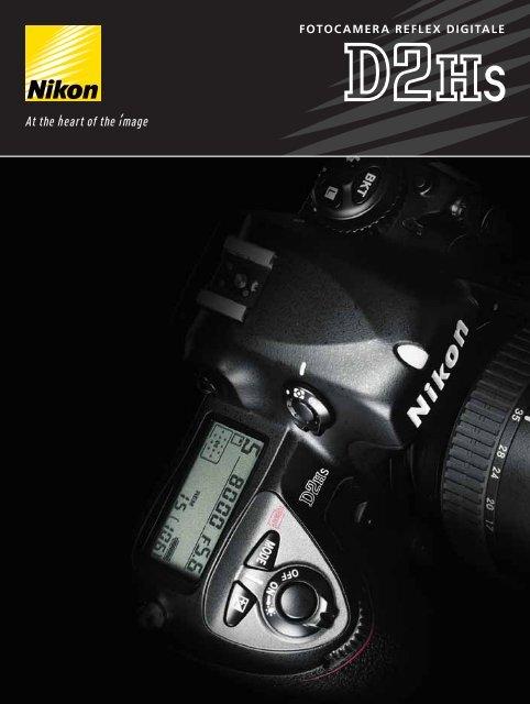 FOTOCAMERA REFLEX DIGITALE - Nital.it