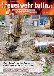 pdf, ~2,5 MB - Stadtfeuerwehr Tulln