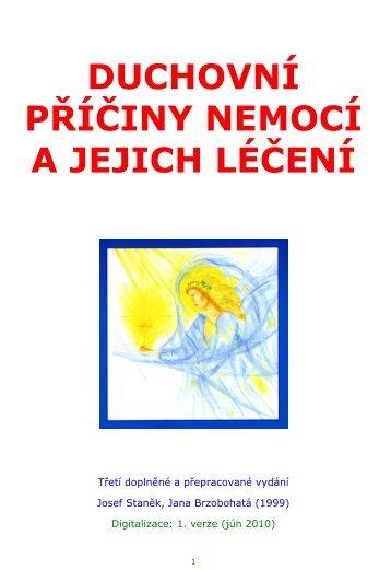 DUCHOVNÍ PŘÍČINY NEMOCÍ A JEJICH LÉČENÍ - RAHUNTA.cz