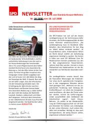 Newsletter 04-2008 - Daniela Behrens
