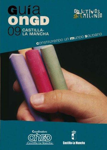 Guía ONGD 2009 Castilla-La Mancha - Albacetejoven.es