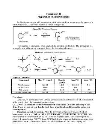 preparation of p nitroaniline How can one prepare p-nitroaniline from do you expect that that p-nitroaniline is more reactive toward acetic class xii wbchse & neet 2018 preparation.