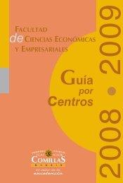 # Guía centros - UPCO - Universidad Pontificia Comillas