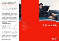 Elektrické vytápění - E.ON