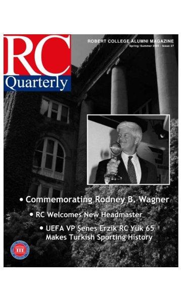 RCQ027 - Robert College - Robert Kolej