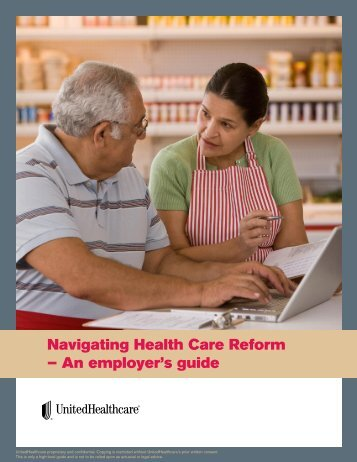 Navigating Health Care Reform – An employer's guide - Key Health ...