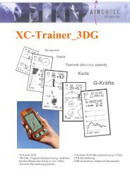 XC-Trainer_3DG - Aircotec