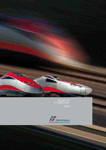 Bilancio Trenitalia 2009 - Ferrovie dello Stato Italiane