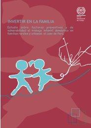 Invertir en la familia: Estudio sobre factores preventivos y de ...