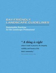 Bay-Friendly Landscape Guidelines - StopWaste.org