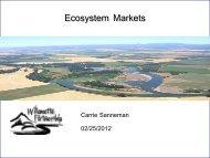 Ecosystem Markets - Oregon Small Farms